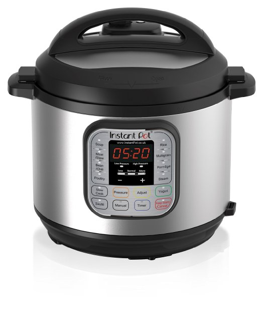Speed up cooking with electric pressure cooker