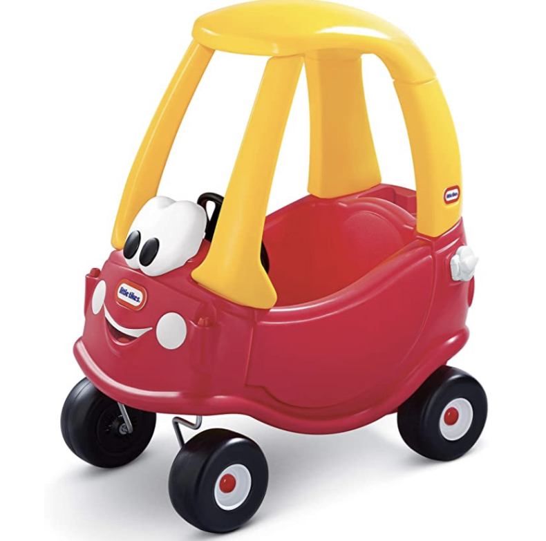 Cozy coupe ride on